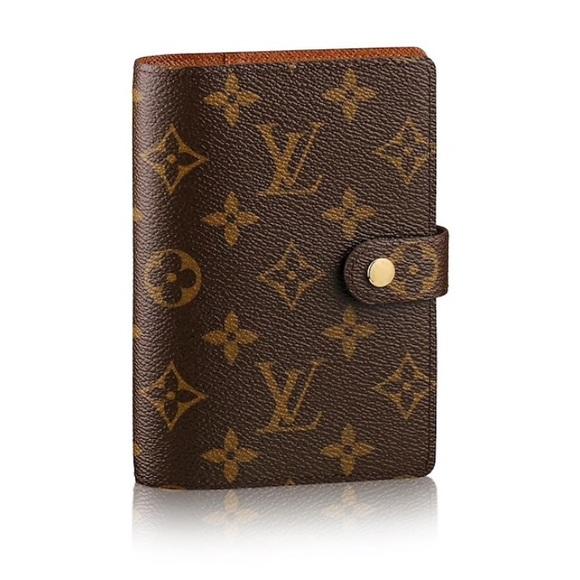 Louis Vuitton Handbags - LOUIS VUITTON Monogram Small Ring Agenda Cover